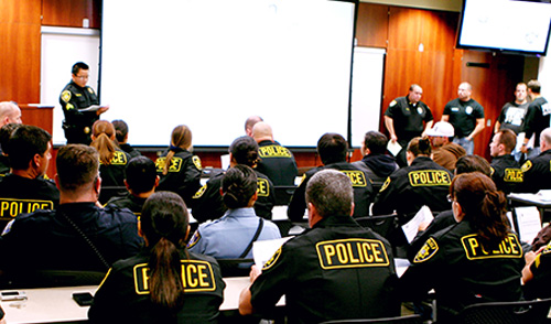 January 9 is National Law Enforcement Appreciation Day