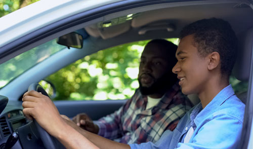 Let's Keep California Teen Drivers Safe Behind the Wheel